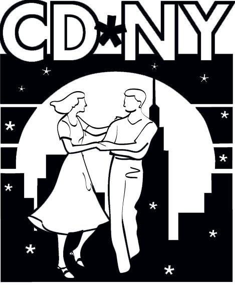 CDNY Black logo
